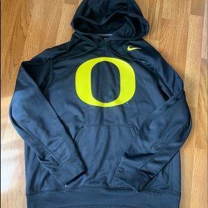 EUC Men's NIKE Oregon Therma Fit Hoodie..XL